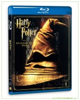 Harry Potter and the Sorcerer's Stone Blu-ray