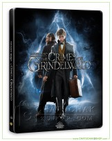 Fantastic Beasts: The Crimes of Grindelwald 4K Steelbook includes Blu-ray 2D