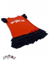 Children's Vest  (Red) - Miraculous Ladybug