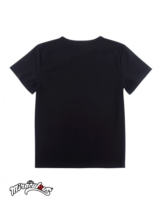 T Shirt (Grey) - Miraculous Ladybug