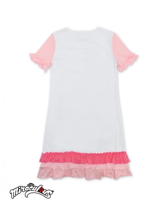 Kids Pyjamas (White) - Miraculous Ladybug