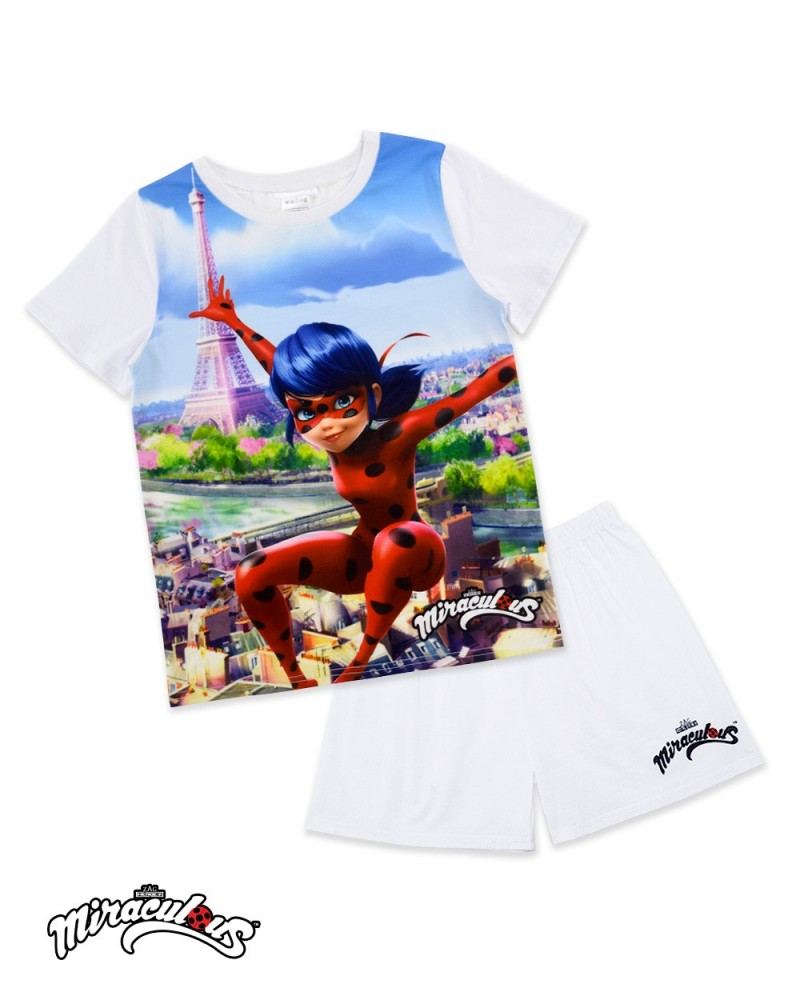 Top & Shorts Set - Miraculous Ladybug