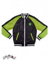 Jacket (Green Balck) - Miraculous Ladybug