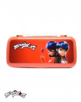 Pencil Case (Red) - Miraculous Ladybug