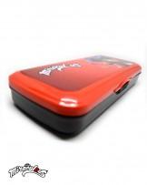 กล่องดินสอ ลายการ์ตูน เลดี้บัค (สีแดง)