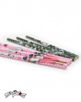 Pencil Set (6 pcs) - Miraculous Ladybug