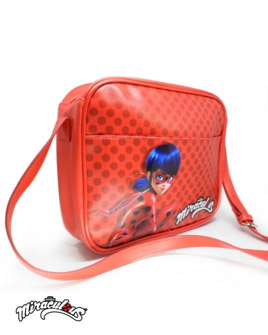 Shoulder Bag (Red) - Miraculous Ladybug