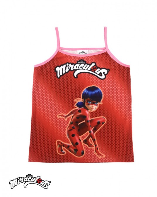 Children's Vest  (Red) - Miraculous Ladybug