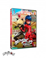 DVD Miraculous Lady Bug Volume 4