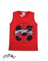 Children's Vest (Black) - Miraculous Ladybug