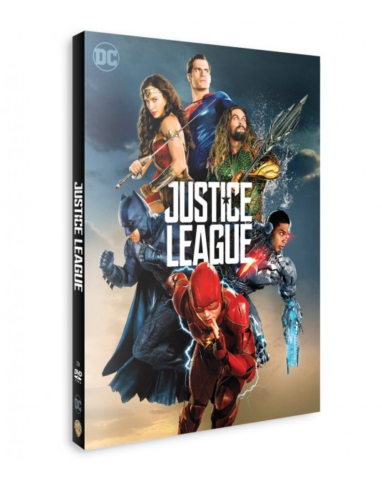 Justice League DVD (SE + Bonus Disc)