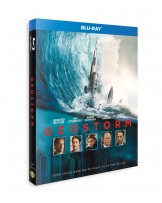 Geostorm Blu-ray