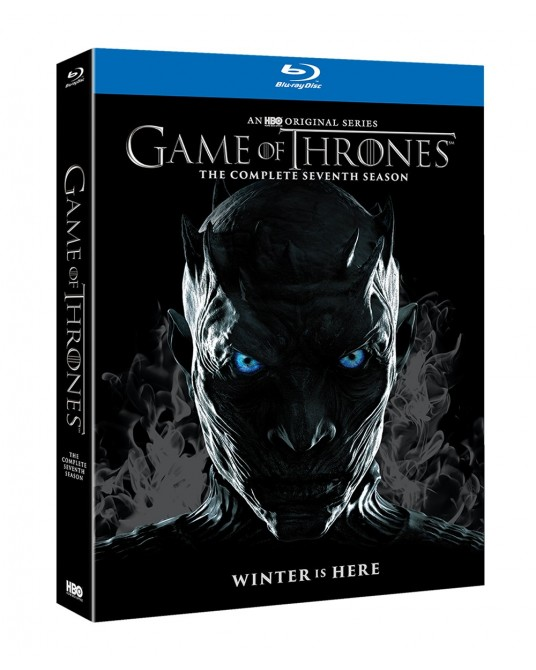 Game of Thrones :The Complete 7th Season Blu-ray Boxet (3 discs)