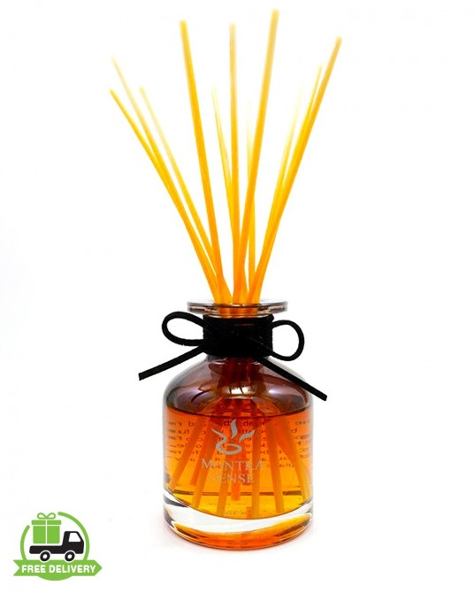 AROMATHERAPY DIFFUSER [ORANGE]