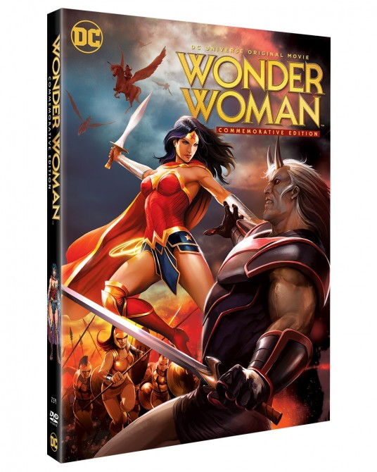 Wonder Woman: Commemorative Edition DVD