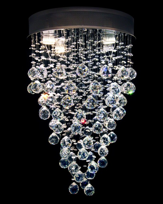 Chandelier Space Diamond