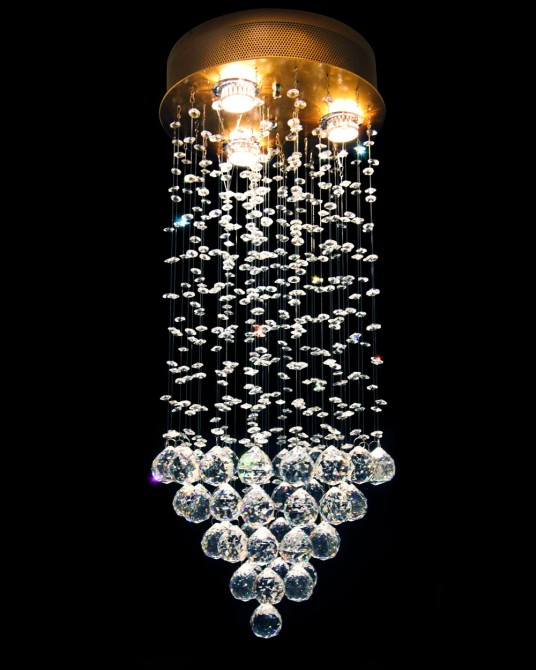 Chandelier Sharp Style