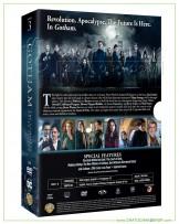 Gotham : The Complete 3rd Season DVD Series (6 discs)